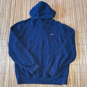 Early 2000s Nike Essential Check Hoodie T Scott